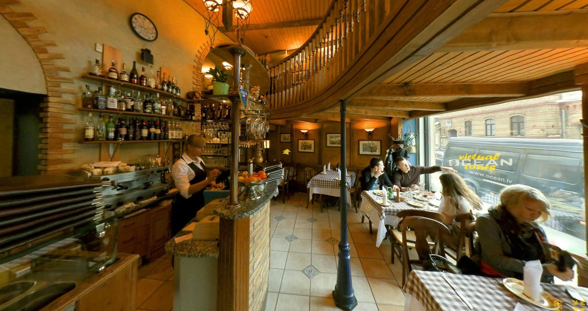 Best Italian Restaurant In Riga