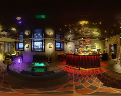 Tejnica Materia Tejas un Sarunas | 360 gradu virtuala ture