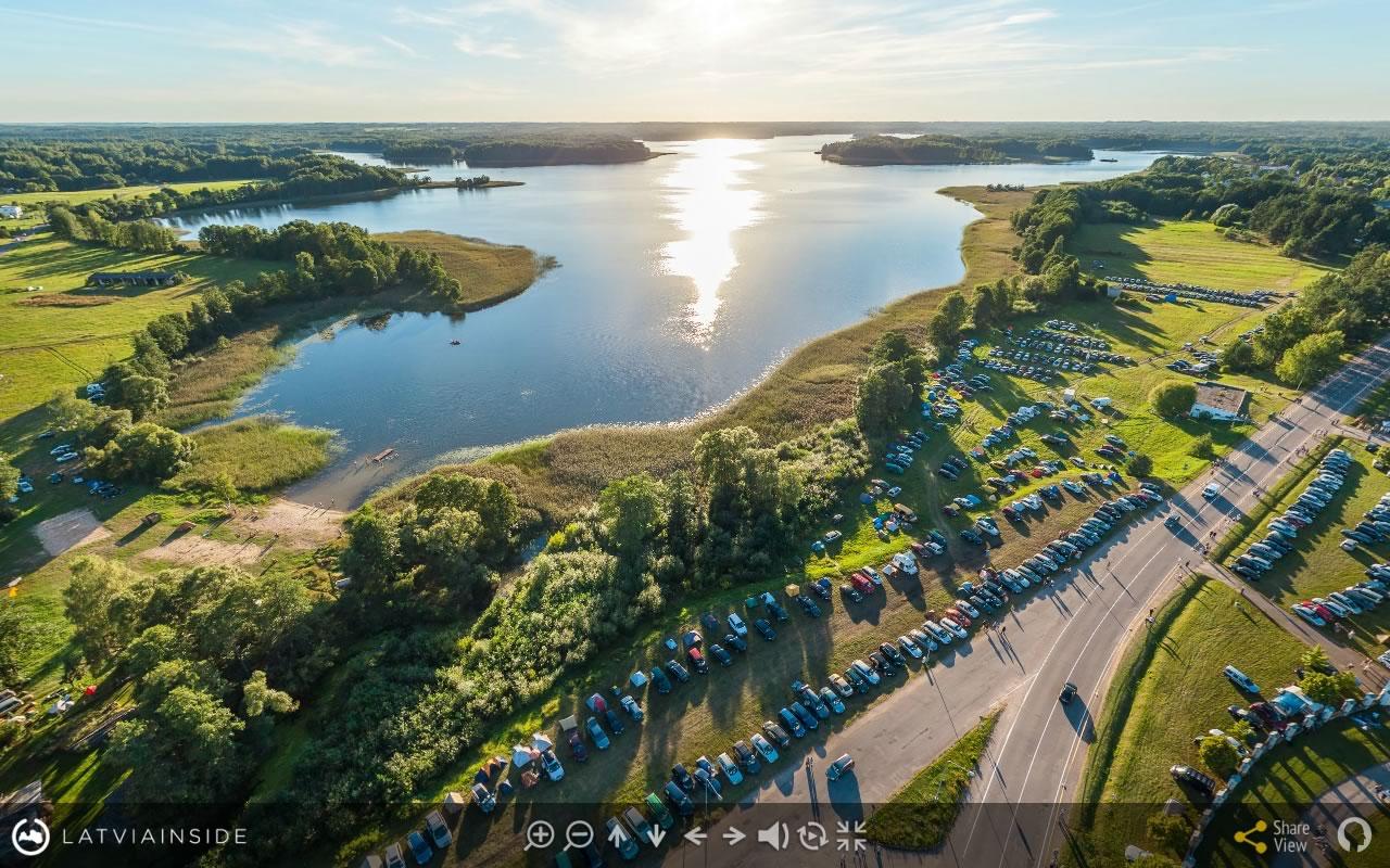Aglona 2015 Aero Foto 360 virtuala ture 3 | LATVIA INSIDE