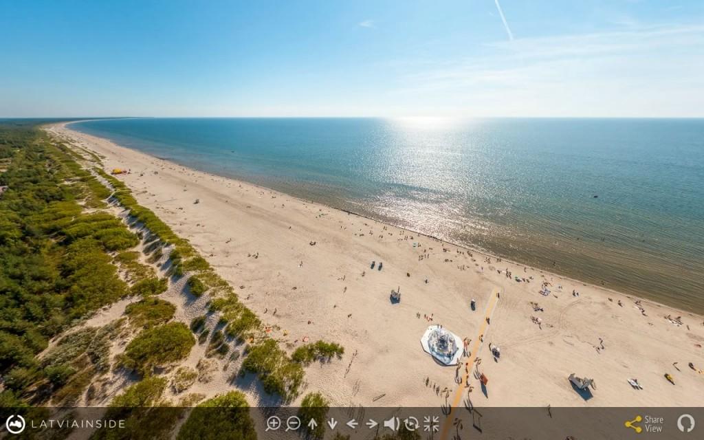 Liepajas Pilsetas 360 Aero Foto Ture 1 | LATVIA INSIDE TOURS
