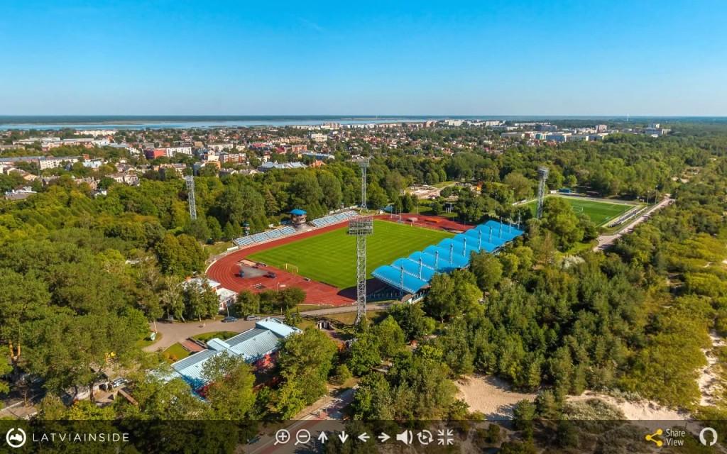 Liepajas Pilsetas 360 Aero Foto Ture 3 | LATVIA INSIDE TOURS