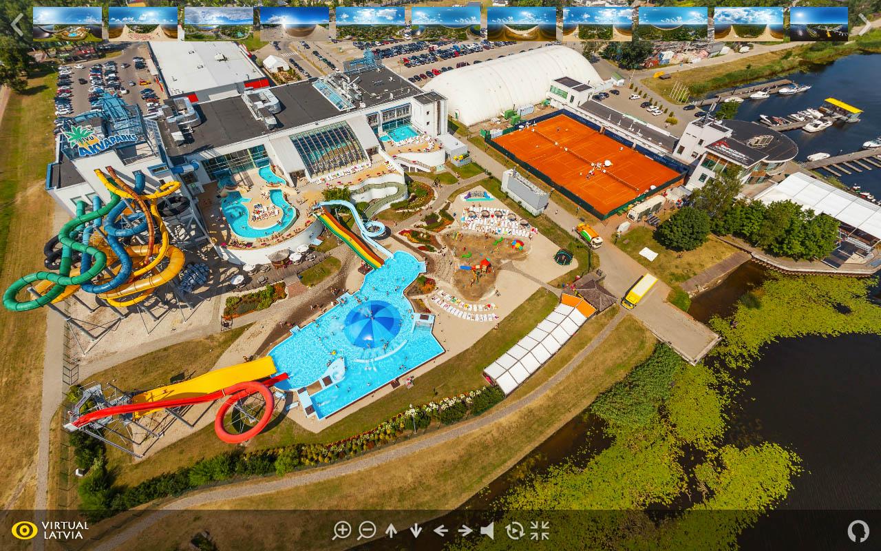 Рига аквапарк фото