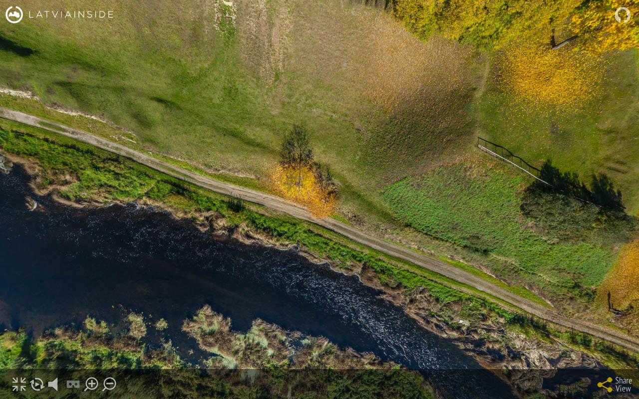 bauskas-pils-4-360-gradu-aero-foto-panorama-virtuala-ture-latvia-inside