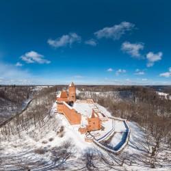 3D VR Virtuālā Realitāte Latvija - Turaidas Pils
