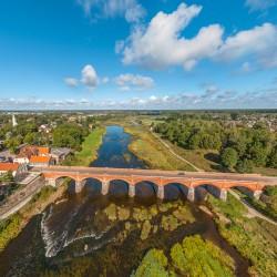3D VR Virtuālā Realitāte Latvija Kuldīgas Tilts