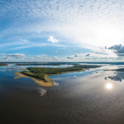 3D VR Virtuālā Realitāte Latvija usmas ezers