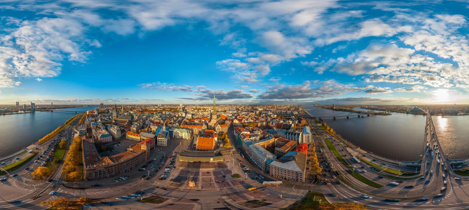 Virtuālā realitāte Rīga Latvija