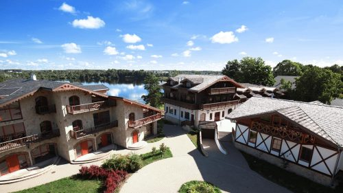 """360° VR tour for the """"Alpine Baltic"""" – luxury residential estate complex"""